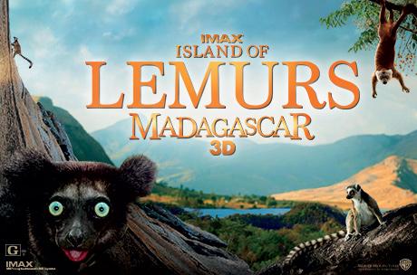 Island of Lemurs logo